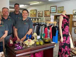 New op shop to reduce COVID-19 impact on families