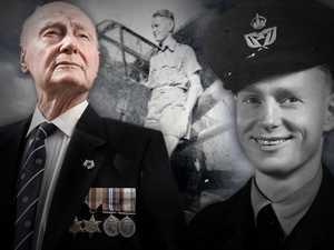 Veteran recalls POW hell: 'We survived on sawdust bread'