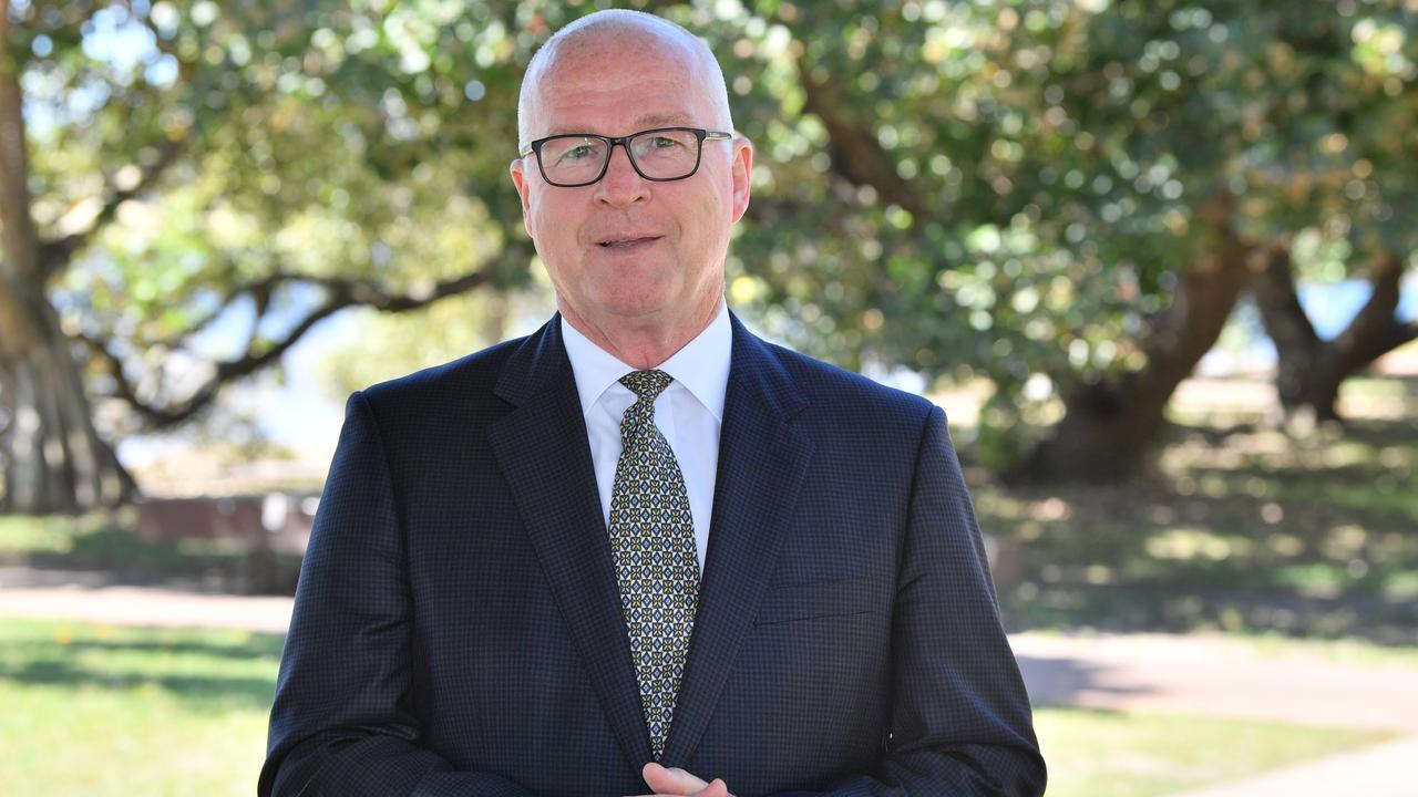 Sunshine Coast Mayor Mark Jamieson. Photo: John McCutcheon