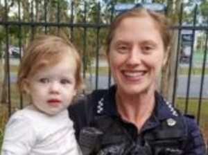 Homegrown police officer back on duty in the South Burnett