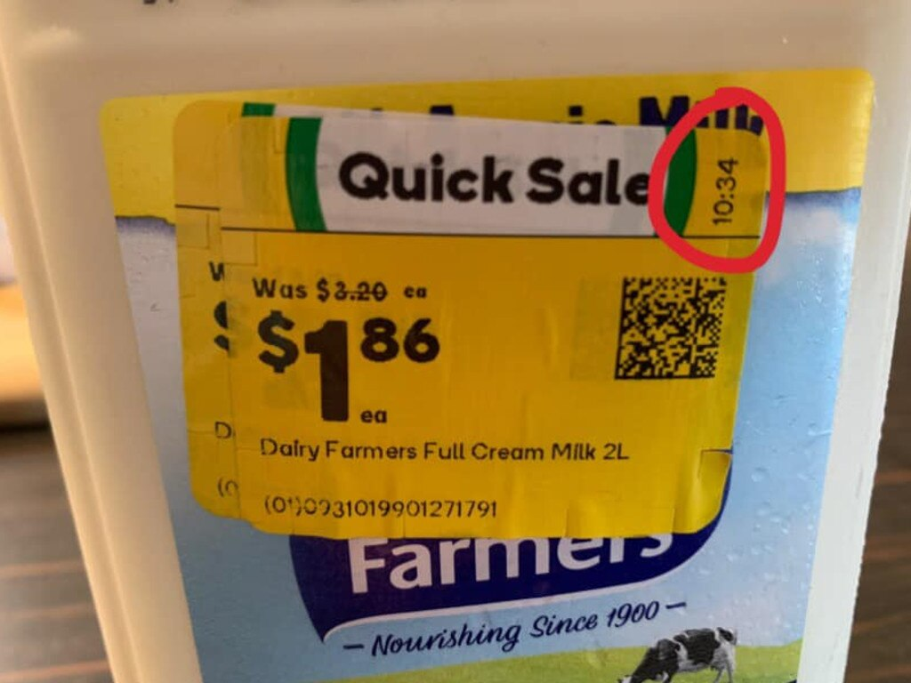 Woolworths' 'secret' code will help you score the biggest discounts. Picture: Simple Savers