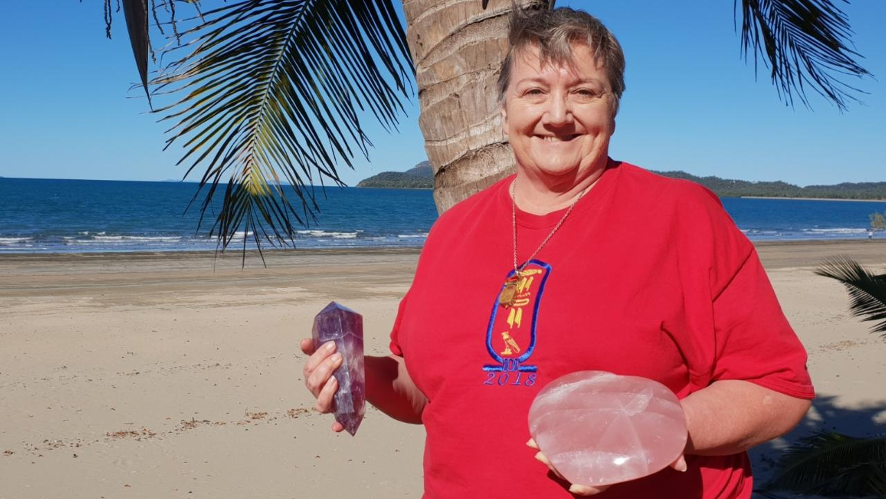 Mackay Health and Lifestyle Expo founder and Serendipity Healing owner Cynthya Popperwell. Picture: Tracey Petith