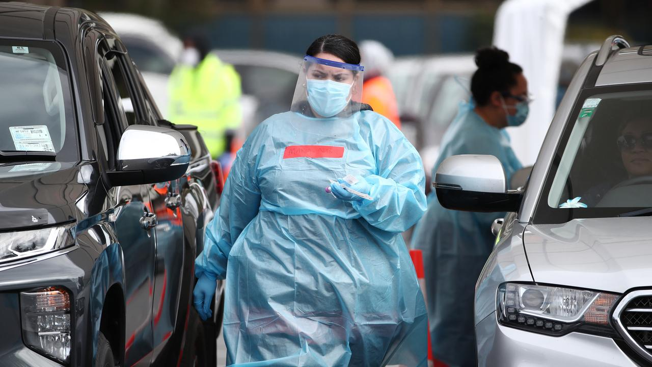 Auckland has returned to a level 3 lockdown as COVID-19 infections once again start to grow. Picture: Fiona Goodall/Getty Images
