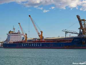 When COVID-19 ship will arrive at Aussie dock
