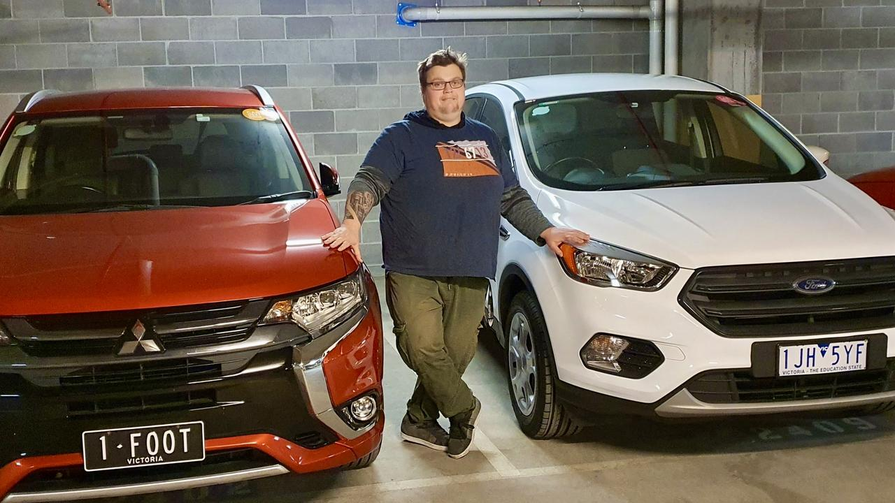 Car Next Door: Man earns $6K a month from car rental service