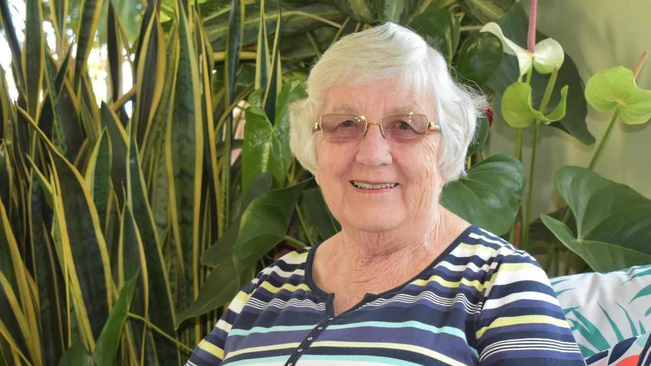 Mothers Union Mackay president Deane Bray. Picture: Heidi Petith
