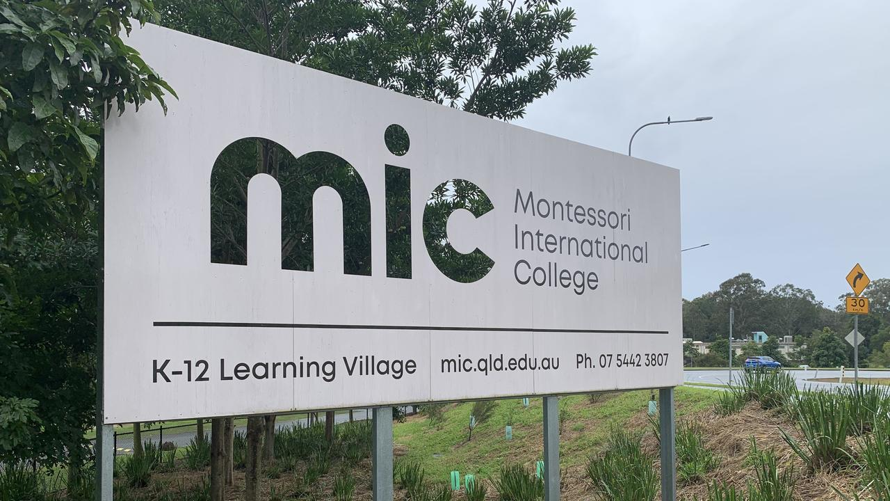Montessori International College at Forest Glen last month launched legal action against Hutchinson Builders.