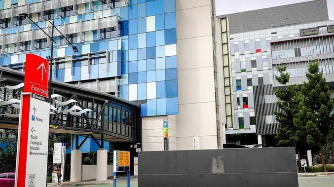 Ice addict attacks nurse, sends bank into lockdown