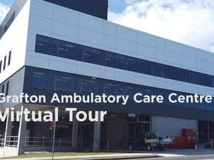 VIRTUAL TOUR: Inside Grafton Hospital Ambulatory Care Unit