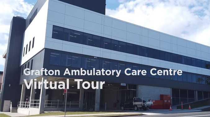 VIRTUAL TOUR: Inside Grafton Base Hospital Ambulatory Care Unit