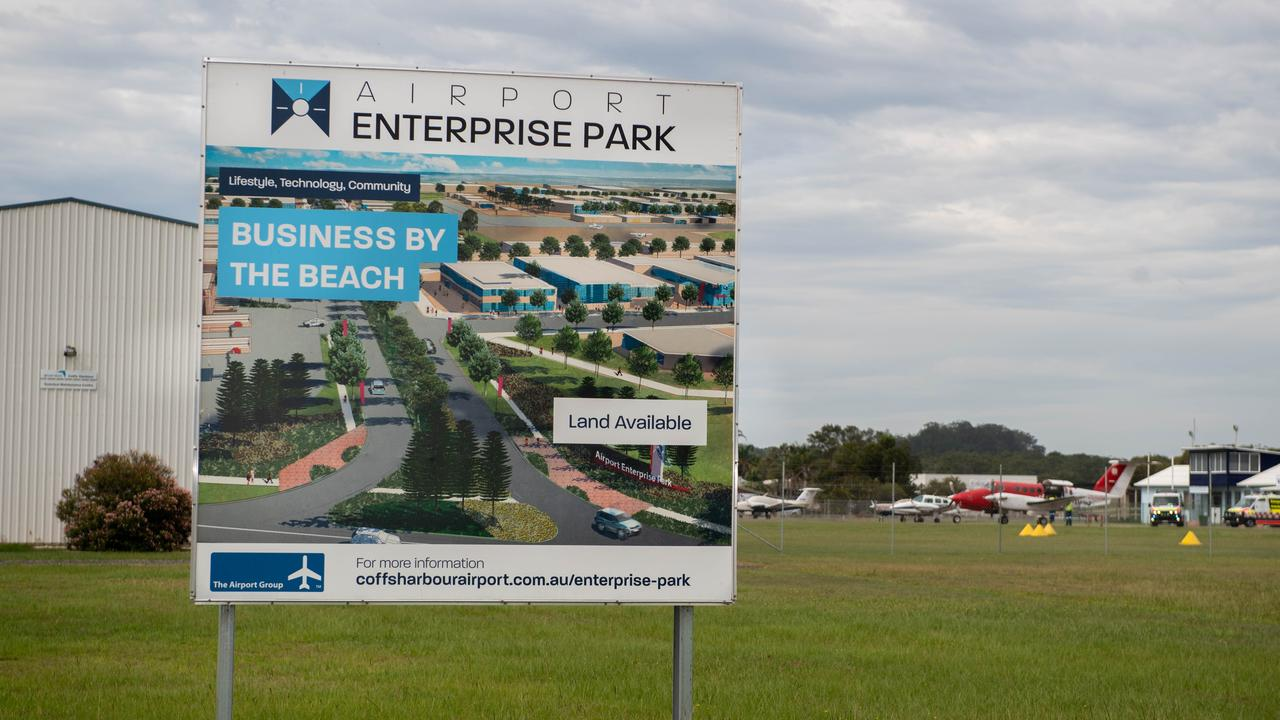 Councillors have questioned the timing of a push to rezone land in the Enterprise Park development due to lease negotiations which are currently underway.