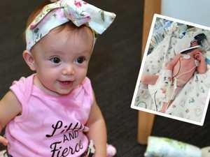 Vital fundraising appeal helps kids like miracle 'Mack'