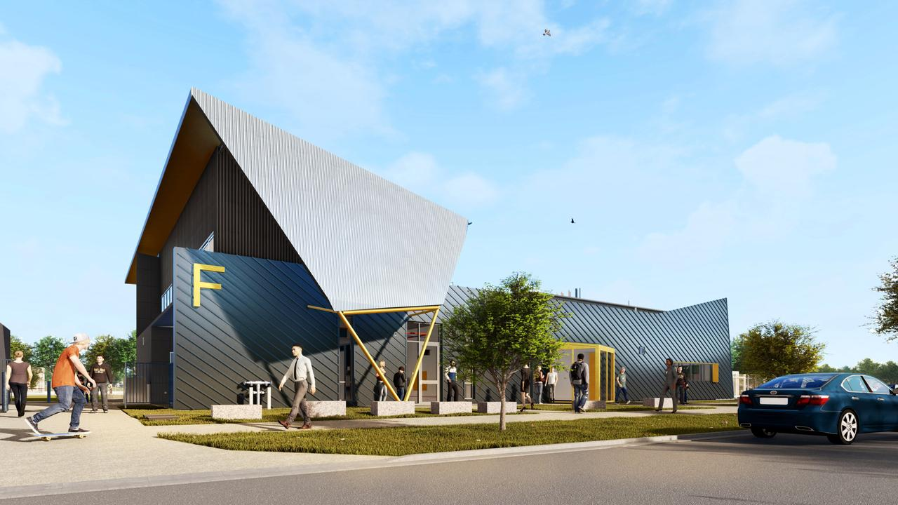 The University of Southern Queensland has welcomed a $5.8 million expansion of the engineering building.