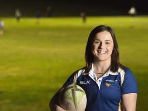 HISTORIC FIRST: USQ Saints name first female president in Downs Rugby history