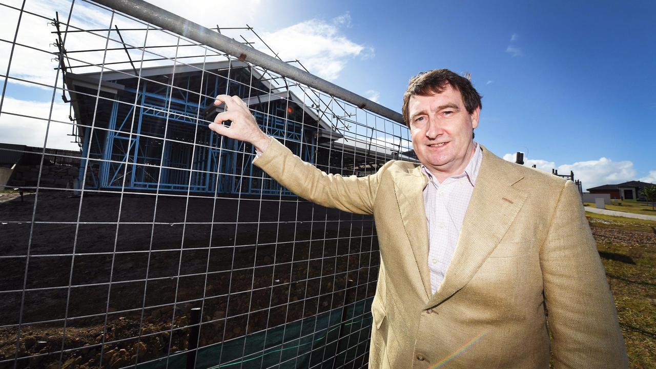 Glen Winney from Win Projects. Photo: File