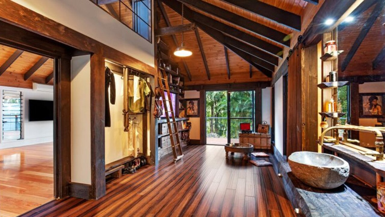 Inside the house The Veronicas are selling in Landsborough.