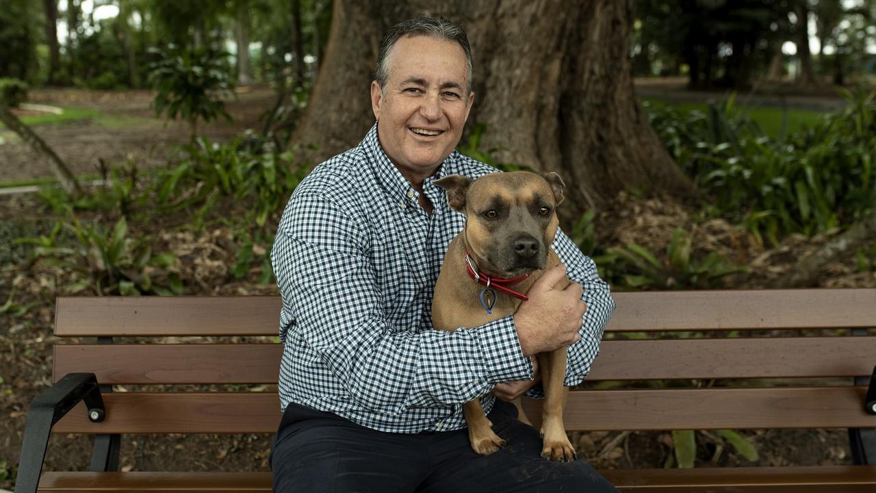 LNP candidate for Mackay, Chris Bonanno. Picture: Amanda Ward Photography