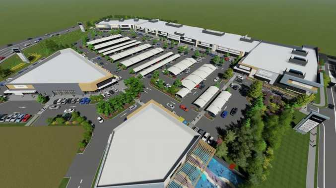 Huge retail complex with childcare centre planned