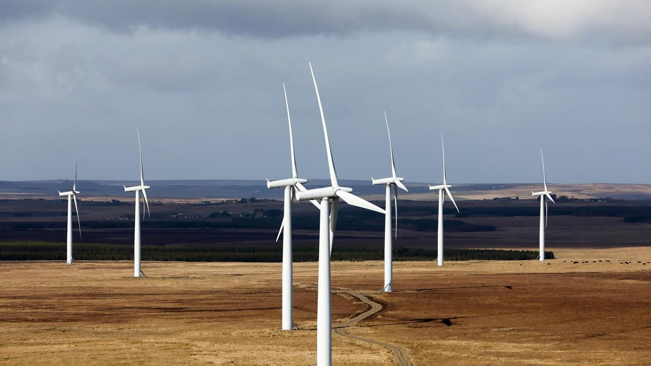 Chronicle readers react to Maryborough electorate candidates' view on the wind farm to be built in the region. Photo: File