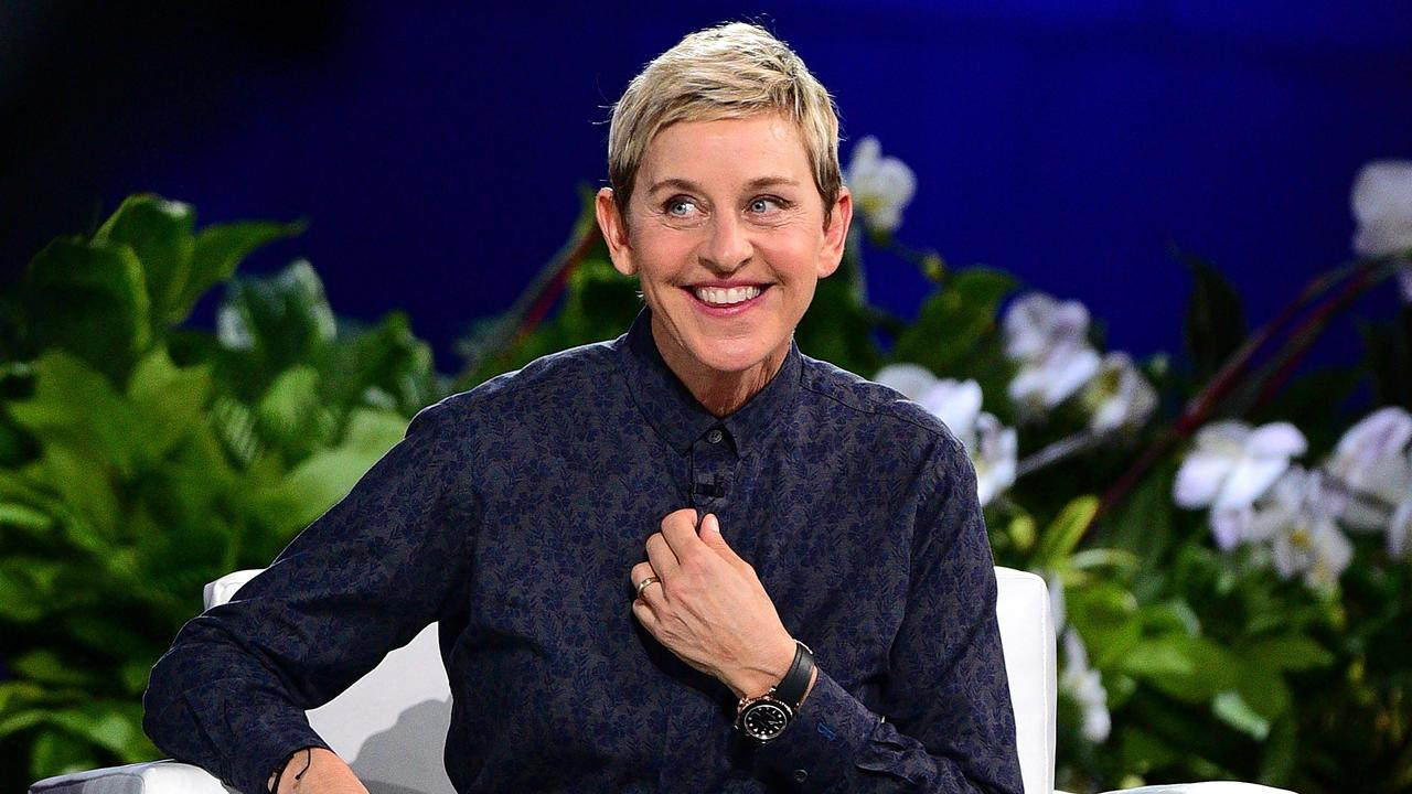 Ellen DeGeneres will return to her talk show in September. Picture: James Devaney/GC Images