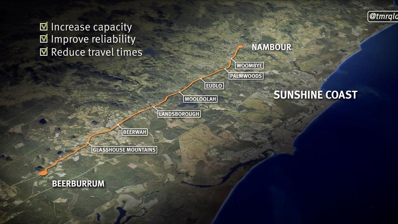 The Beerburrum to Nambour (B2N) Rail Upgrade is ready to begin early 2021, with tenders for the design and construction set to open in August 2020. The project aims to better connect the Sunshine Coast with Brisbane.