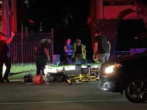 Second car involved as man remains critical