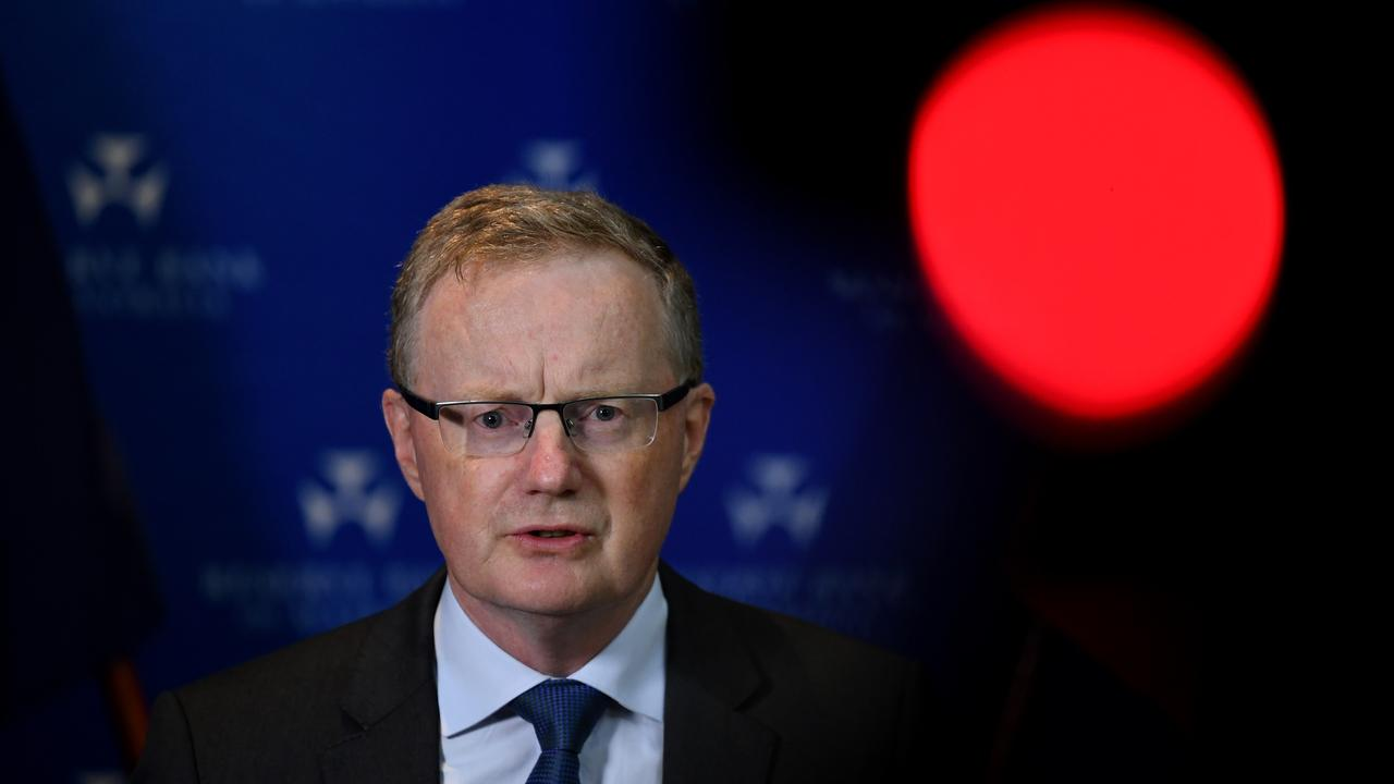 Governor of the Reserve Bank of Australia (RBA) Phillip Lowe says NSW will be an important test case for reopening the economy and borders. Picture: AAP Image/Joel Carrett