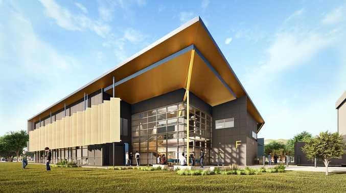 Multimillion-dollar expansion set for Springfield campus
