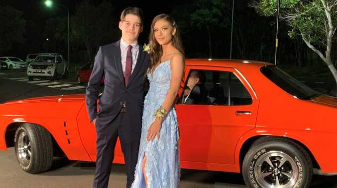 GALLERY: Every arrival at the St Mary's College formal