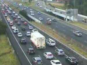 'Utter chaos': Hour delays on Bruce Highway