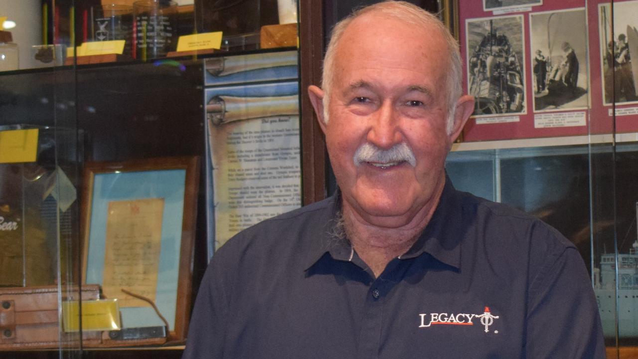 Vietnam veteran Ivan Friske.