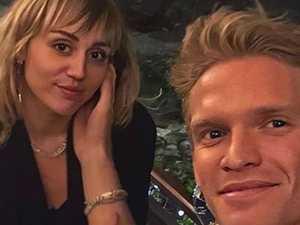 Miley Cyrus and Cody Simpson split