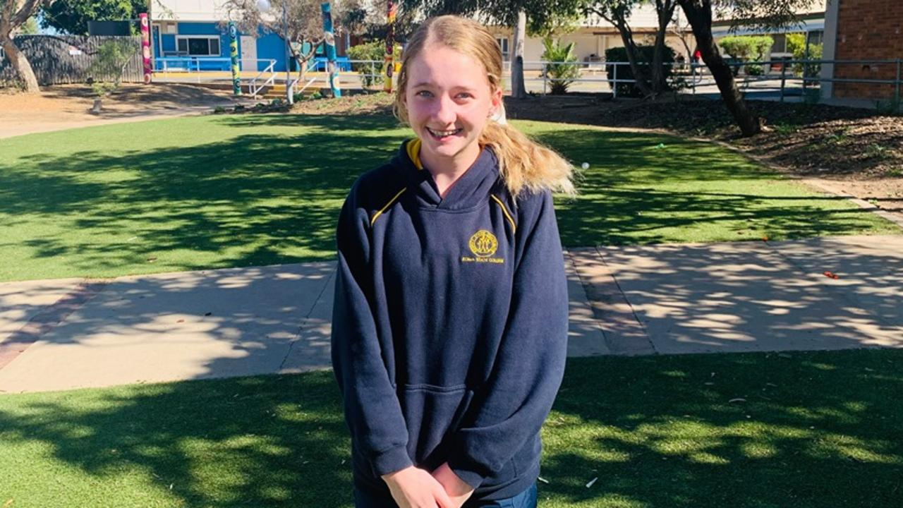 Riley Bryen – Year 11