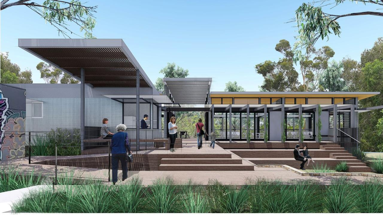 BEERWAH BOOST: Construction will begin in late 2020 on the Beerwah Community Meeting Place, supported by the State Government's Unite and Recover Community Stimulus Package.