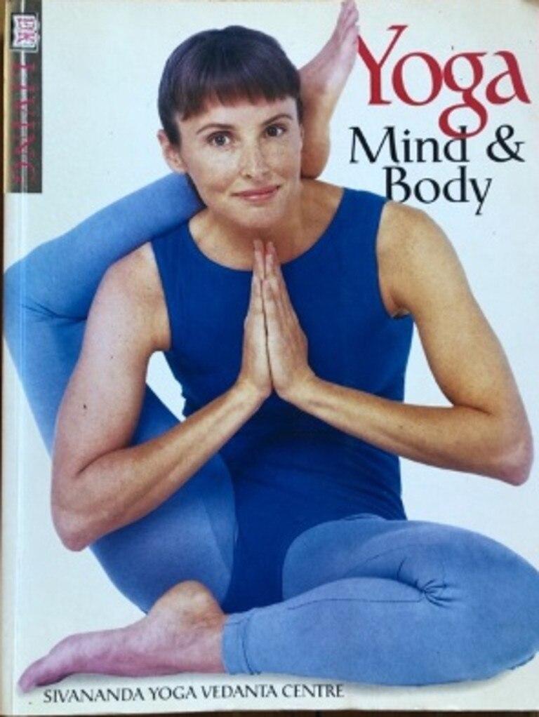 The book that change Kaye Flounder's life.