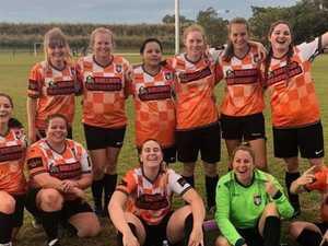 Whitsunday United women dominate in landslide win