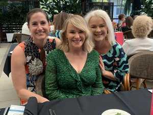 Leigh McCready, Melanie Anderson, and Kate Watson