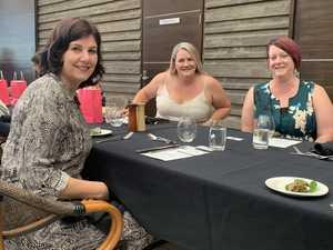 Marita Kruger, Melinda Cauduro, and Jaya McIntyre