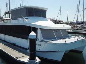 Police seize houseboat in alleged border smuggle