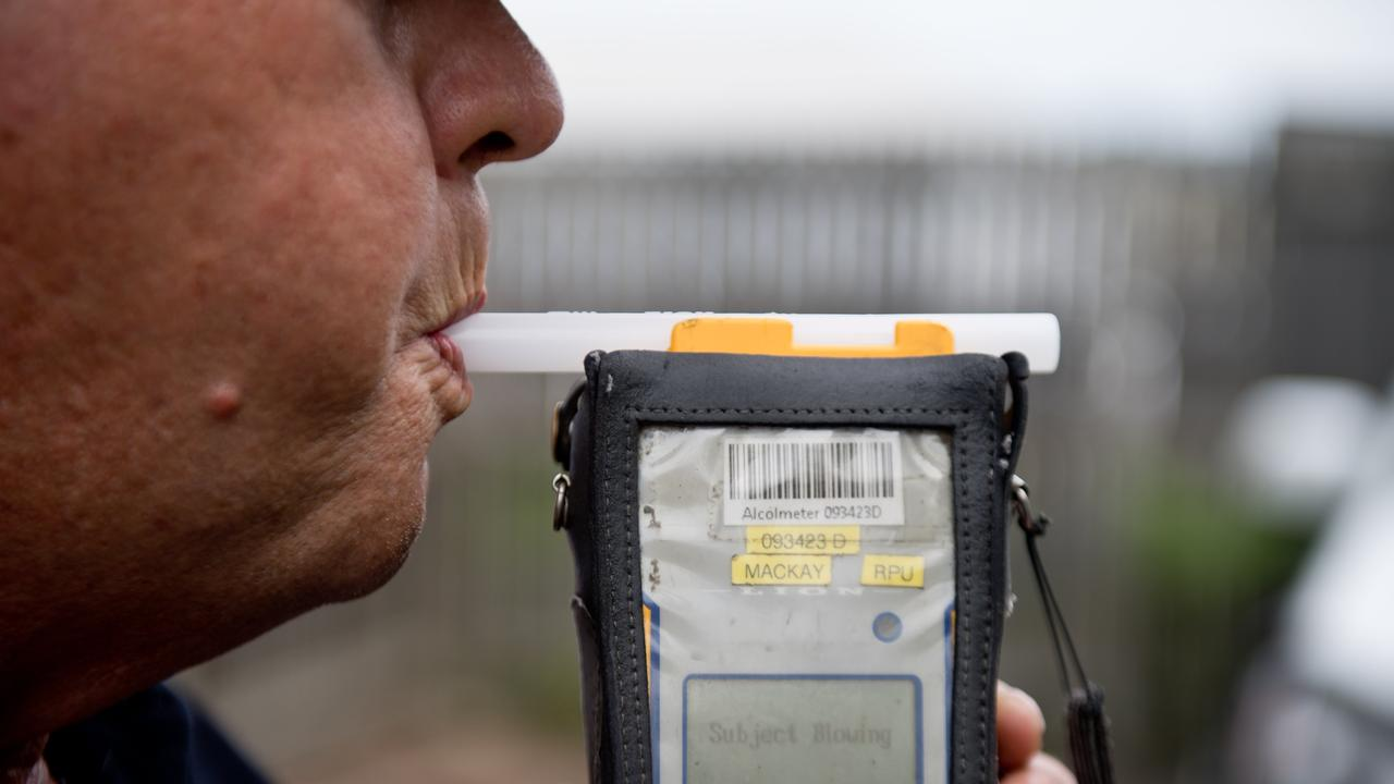 CAUGHT OUT: The 45-year-old Warwick man allegedly returned a blood alcohol concentration more than twice the legal limit. Picture: Emma Murray