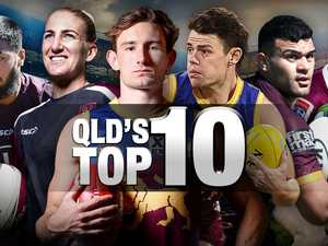 Top 10 Queensland footballers revealed: Who is No. 1?