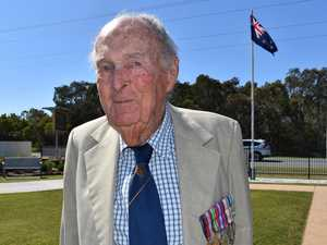 Coolum-Peregian RSL's last surviving WWII veteran honoured