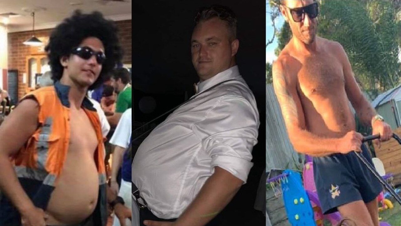 Who will be awarded Gympie's biggest and best dad bod?