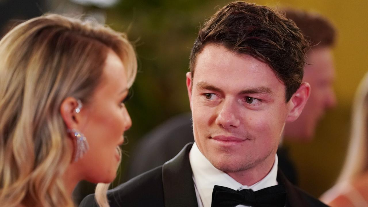 Neale at the 2019 Brownlow Medal night. Could he take home 'Charlie' in 2020? Picture: AAP Image/Michael Dodge