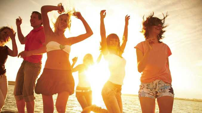 'Shouldn't have to deal with this': Beach partygoers slammed