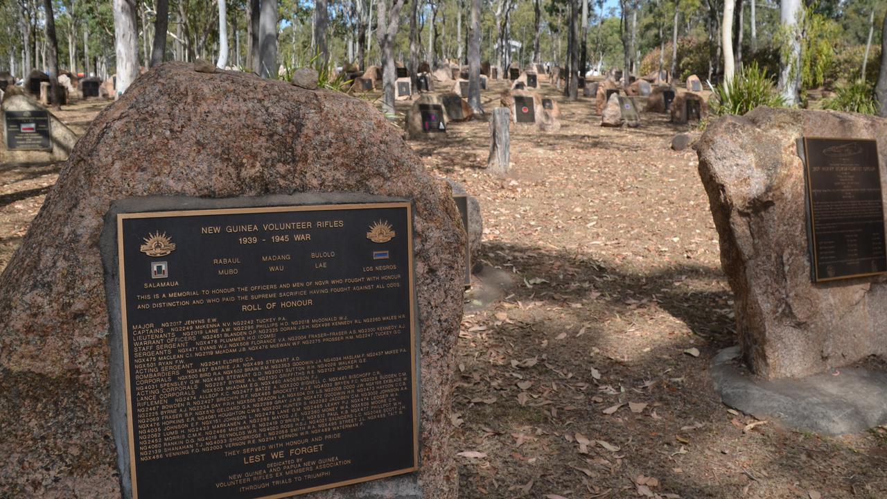 The Rocky Creek War Memorial Park on the Atherton Tableland offers free camping halfway between Atherton and Mareeba