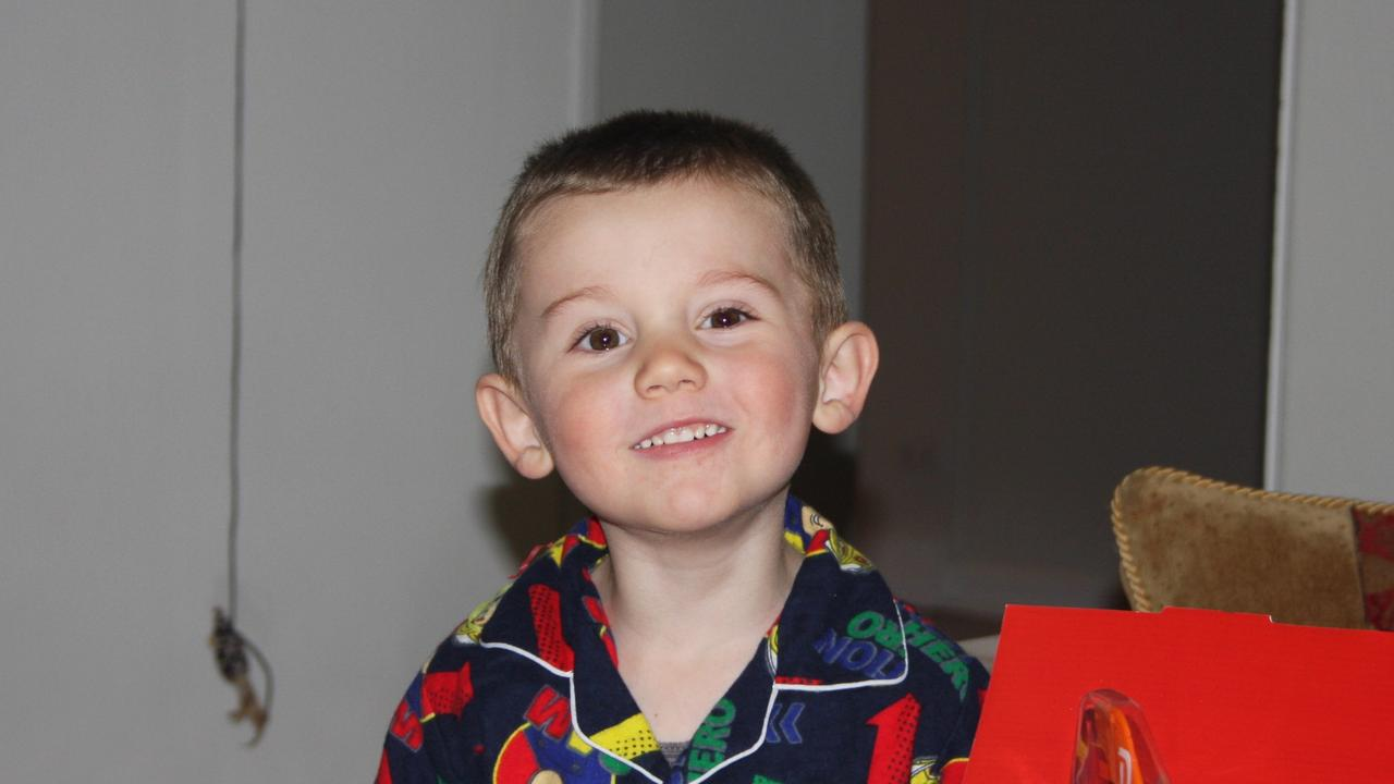 William Tyrrell went missing in 2014. Picture: AAP Image/NSW Police