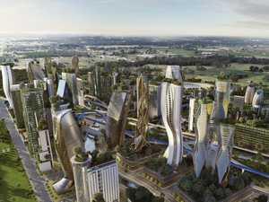 Chance to name new Australian city