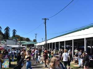 Lismore community welcomes back beloved market
