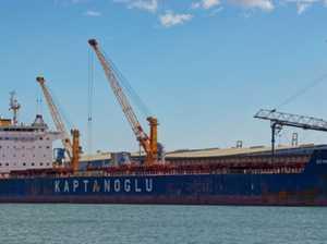Cargo ship COVID-19 quarantine numbers jump